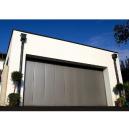 Porte de Garage à Déplacement Latérale Lisse